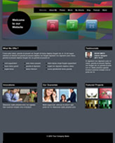 iWeb Template: Interior Theme