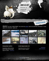 iWeb Template: Mammoth